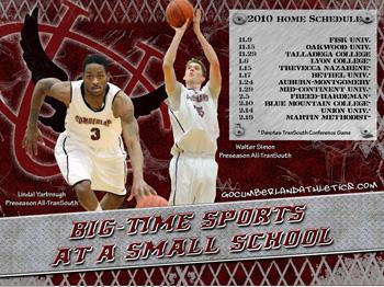 2010-11 Men's Basketball Wallpaper