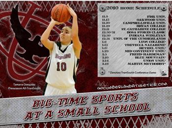 2010-11 Women's Basketball Wallpaper