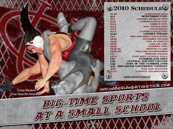 2010-11 Wrestling Wallpaper