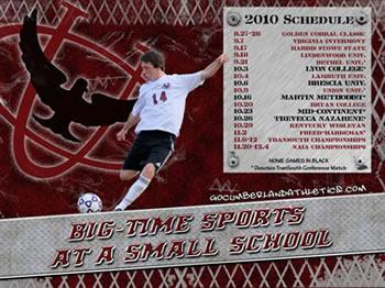 2010 Men's Soccer Wallpaper