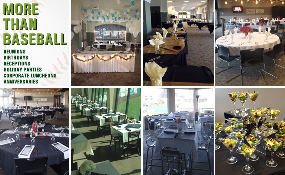 Host Your Event at Parkview Field
