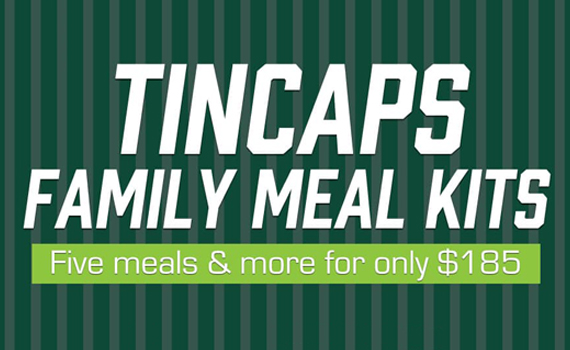 Family Meal Kits for Sale!