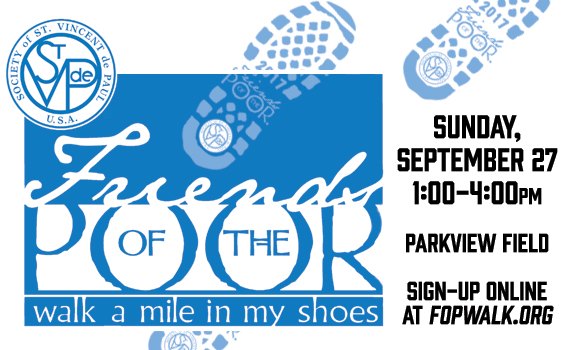 St. Vincent de Paul - Friends of the Poor Walk
