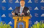 Blue Hose Name Kevin Kelley Football Head Coach