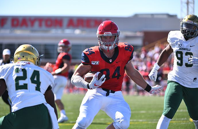 Dayton's Adam Trautman Headed To The NFL