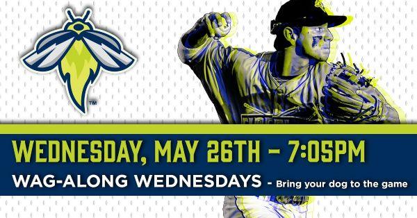 Augusta GreenJackets | Wednesday, May 26, 2021 | 7:05  p.m.