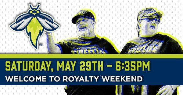 Augusta GreenJackets | Saturday, May 29, 2021 | 6:35  p.m.