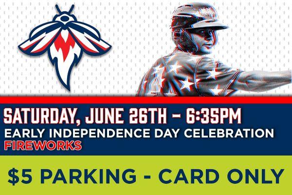 Myrtle Beach Pelicans | Saturday, June 26, 2021 | 6:35  p.m.