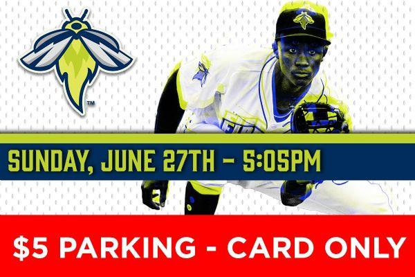 Myrtle Beach Pelicans   Sunday, June 27, 2021   5:05  p.m.