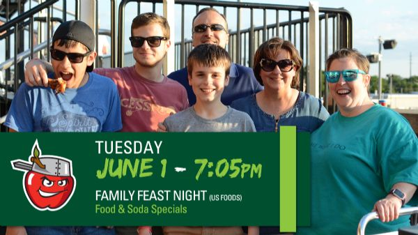 Cedar Rapids Kernels | Tuesday, June 1, 2021 | 7:05  p.m.