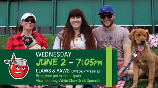 Cedar Rapids Kernels | Wednesday, June 2, 2021 | 7:05  p.m.