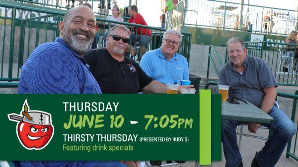 Lake County Captains | Thursday, June 10, 2021 | 7:05  p.m.