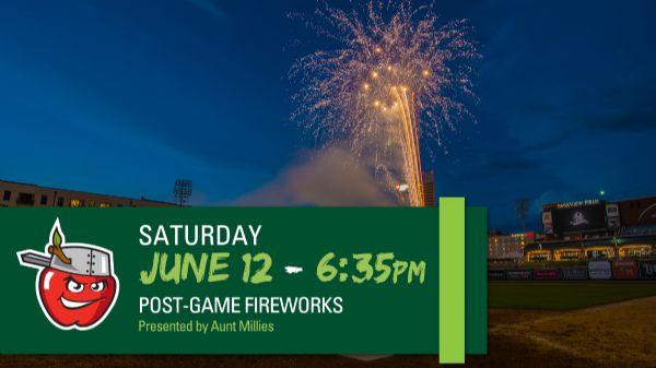 Lake County Captains | Saturday, June 12, 2021 | 6:35  p.m.