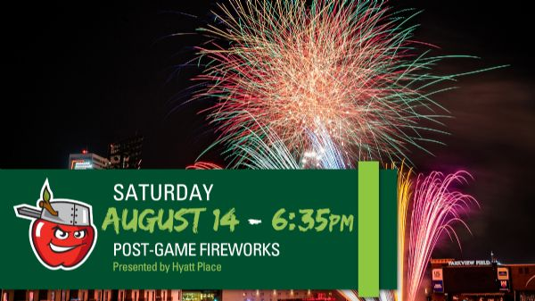 South Bend Cubs   Saturday, August 14, 2021   6:35  p.m.