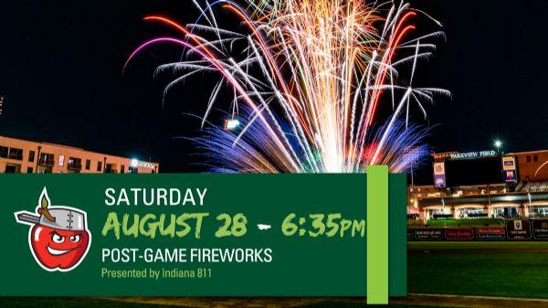 Dayton Dragons   Saturday, August 28, 2021   6:35  p.m.