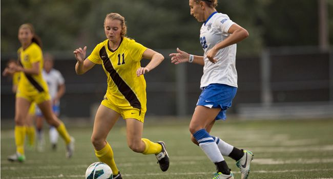 Another One-Goal Win For Crusader Women