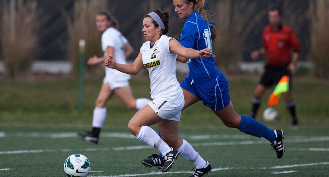 Crusader Women's Soccer Hosts CSU Saturday Night