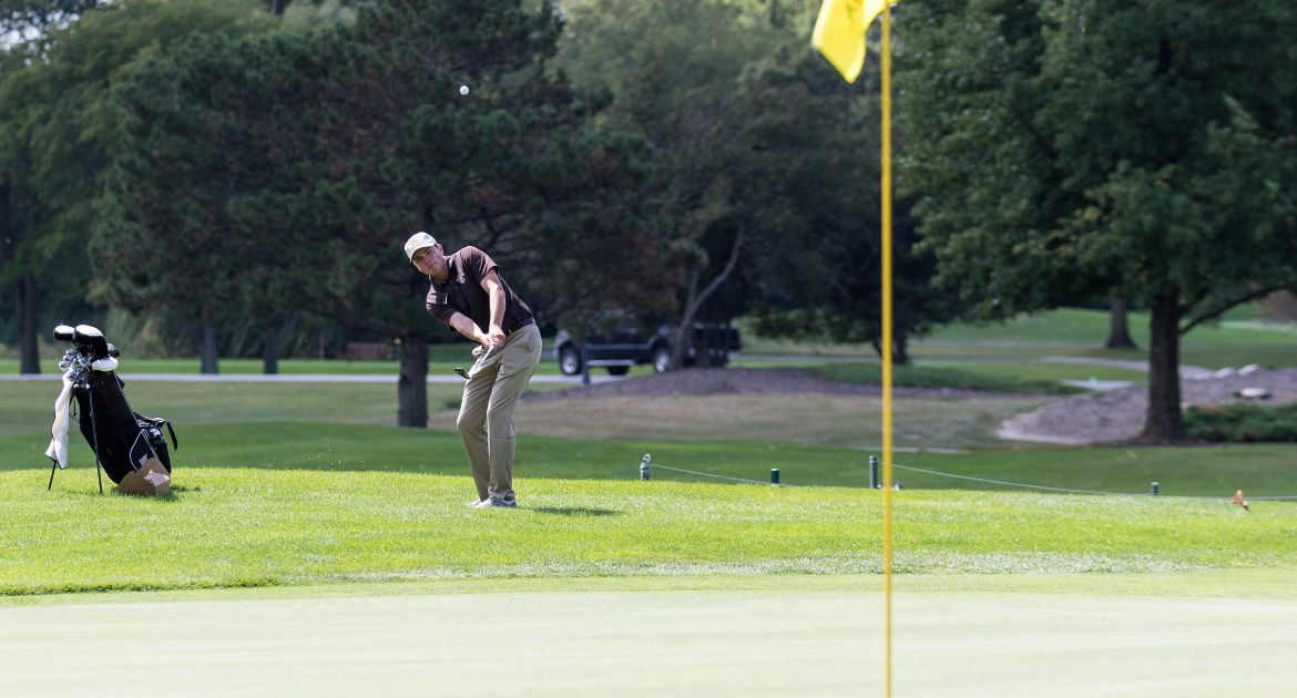 Alexander Finishes Fifth to Pace Valpo Men's Golf