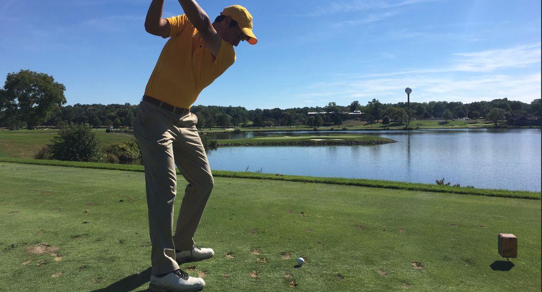 Seward, Cutler Pace Men's Golf on Final Day of Firestone