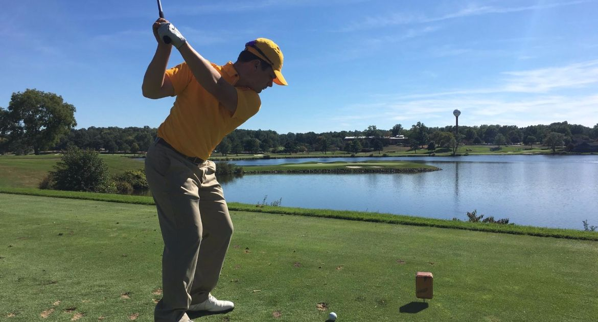 Men's Golf Closes Out Action in Savannah Sunday