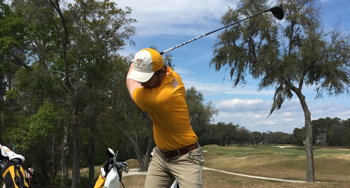 McCarthy Paces Crusaders in Round 1 of Colleton River Collegiate