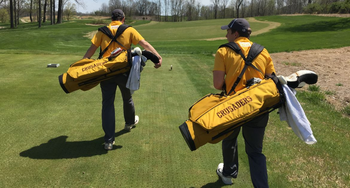 Men's Golf Season Comes to Close on Tuesday
