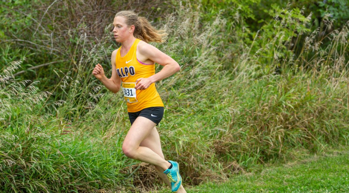 Bruno, Germann Lead Cross Country at Indiana State