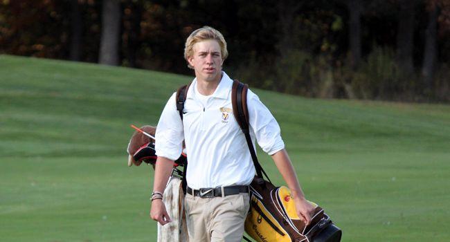 Men's Golf Fourth Midway Through Butler Invitational