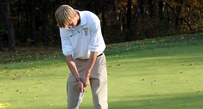Valpo Ninth Through Two Rounds in Macomb