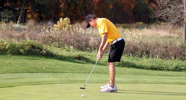 Men's Golf Concludes Day One at Ball State