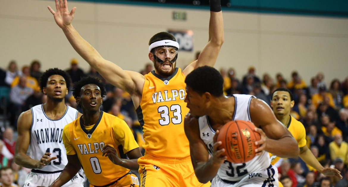 Valpo Takes Down Monmouth At Myrtle Beach Invitational Friday