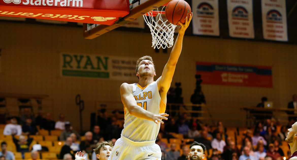 Valpo Rallies for Road Win at UNLV Wednesday Night