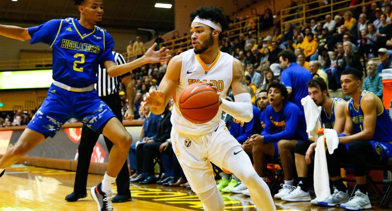 Balanced Effort Leads to Men's Basketball Win Over UC Riverside