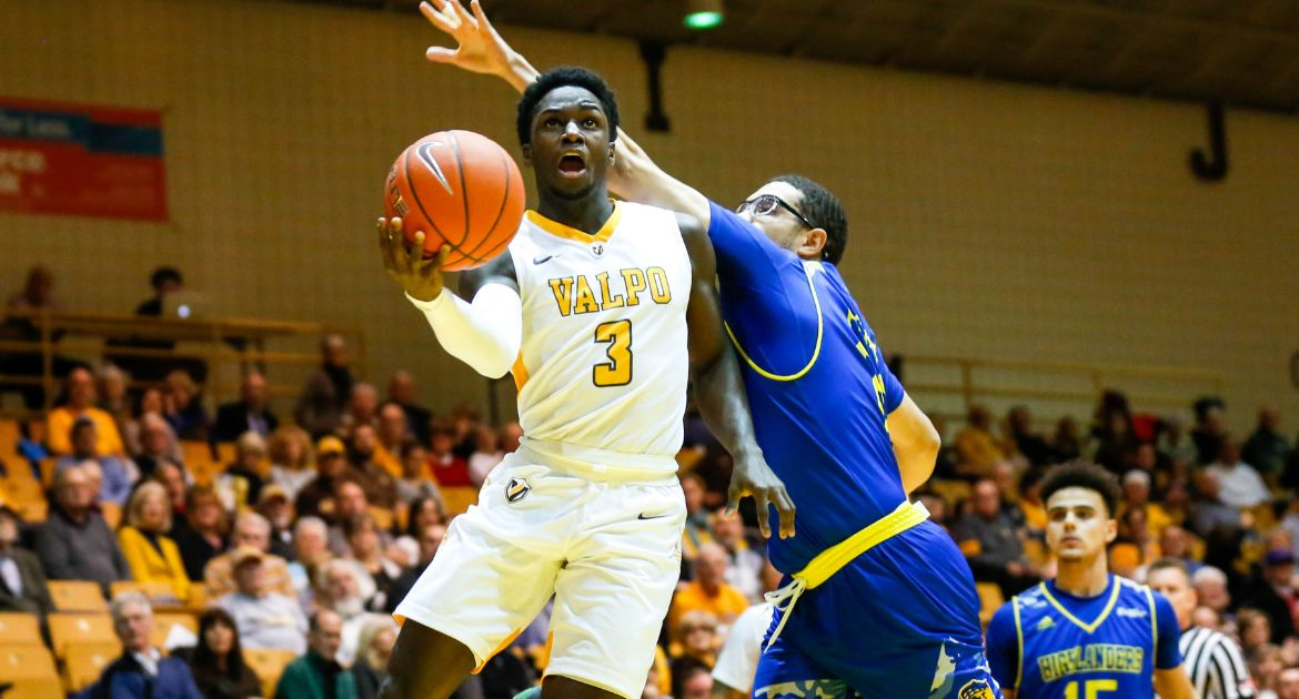 Men's Basketball Welcomes High Point Tuesday Night