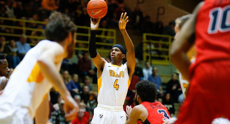 Men's Basketball Continues MVC Play Saturday at Missouri State