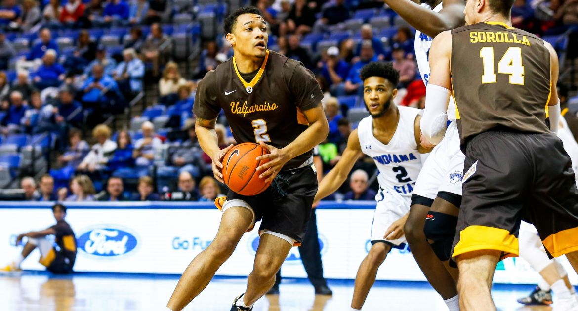 Valpo Falls on Road to Indiana State Wednesday