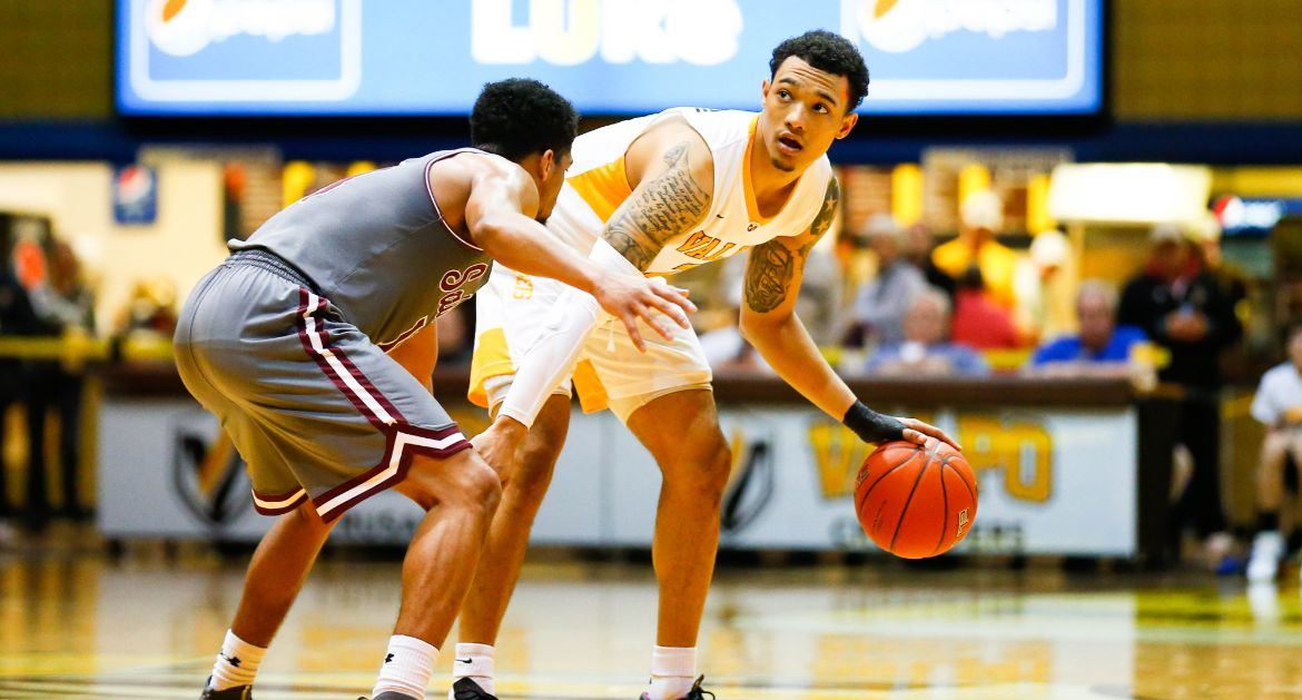 Men's Basketball Grinds Out Win Over SIU Wednesday
