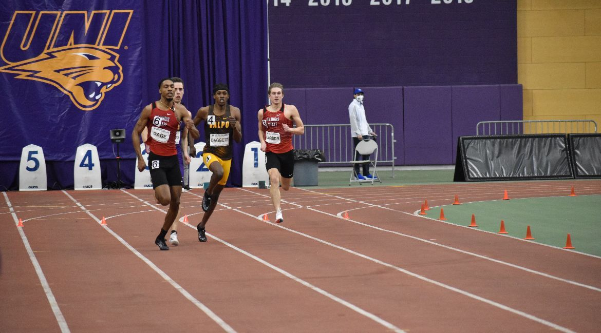 Valpo Concludes Final Day at MVC Indoor Championships