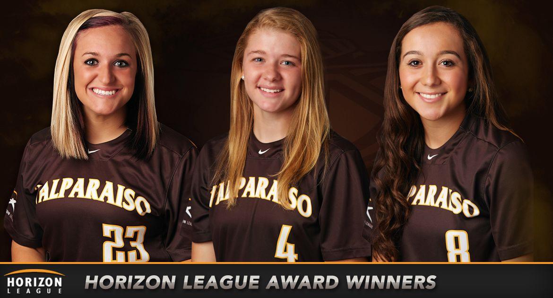 Three Crusaders Receive Horizon League Postseason Honors
