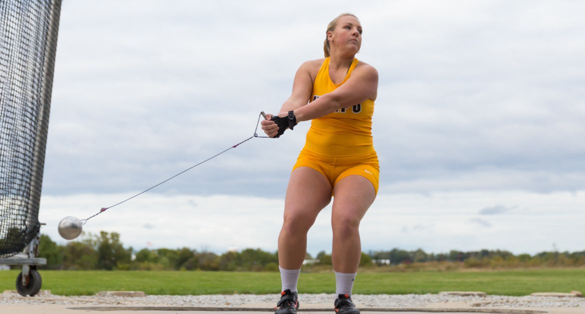 First-Place Trio Leads Valpo at John Gartland Invitational