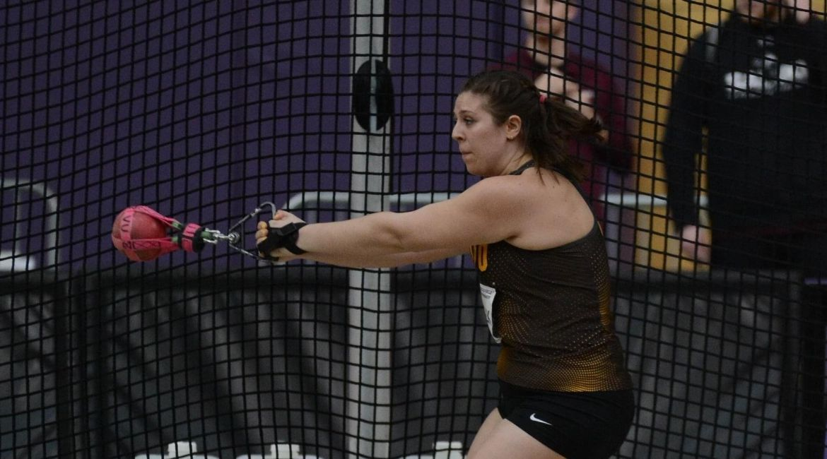Track & Field Welcomes Five Throwers to Program for 2020-21 Season