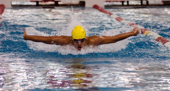 Castro Diaz, Cripe Claim Two Events Each at IUPUI Invitational