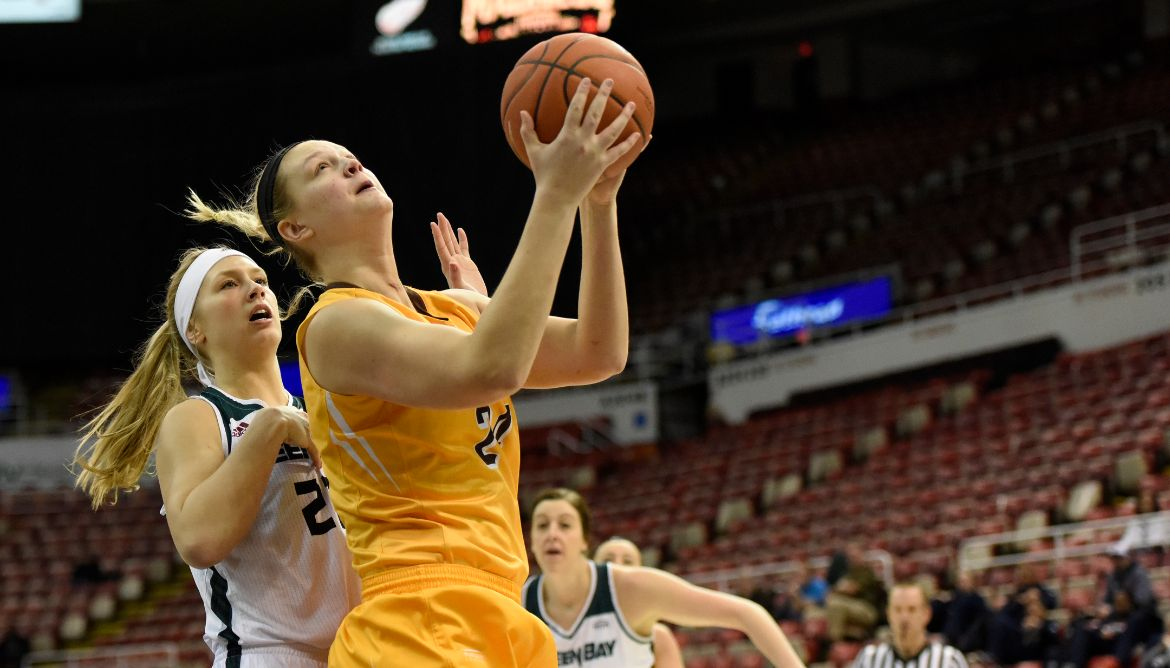 Women's Basketball Season Concludes with Loss to Top-Seeded Green Bay