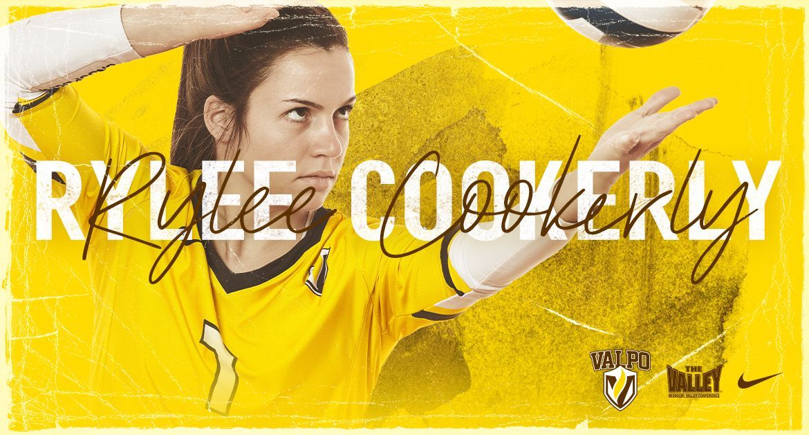 Cookerly Earns Second MVC Weekly Award of Season