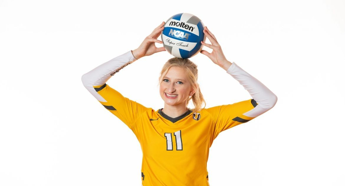 Volleyball Continues MVC Play at Missouri State