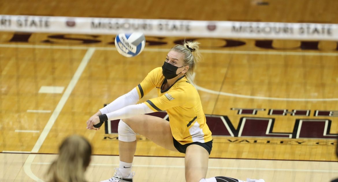 Come-From-Behind Effort Falls Short Monday at Missouri State