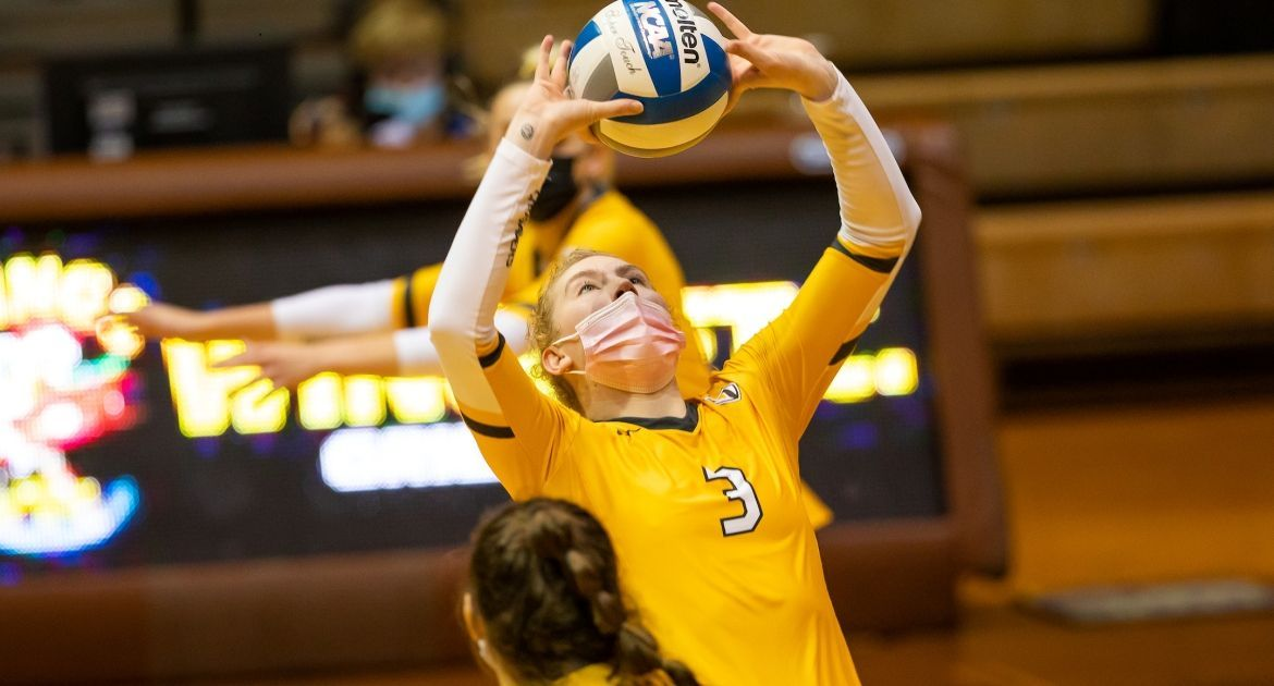 Volleyball Notches Second Consecutive Win