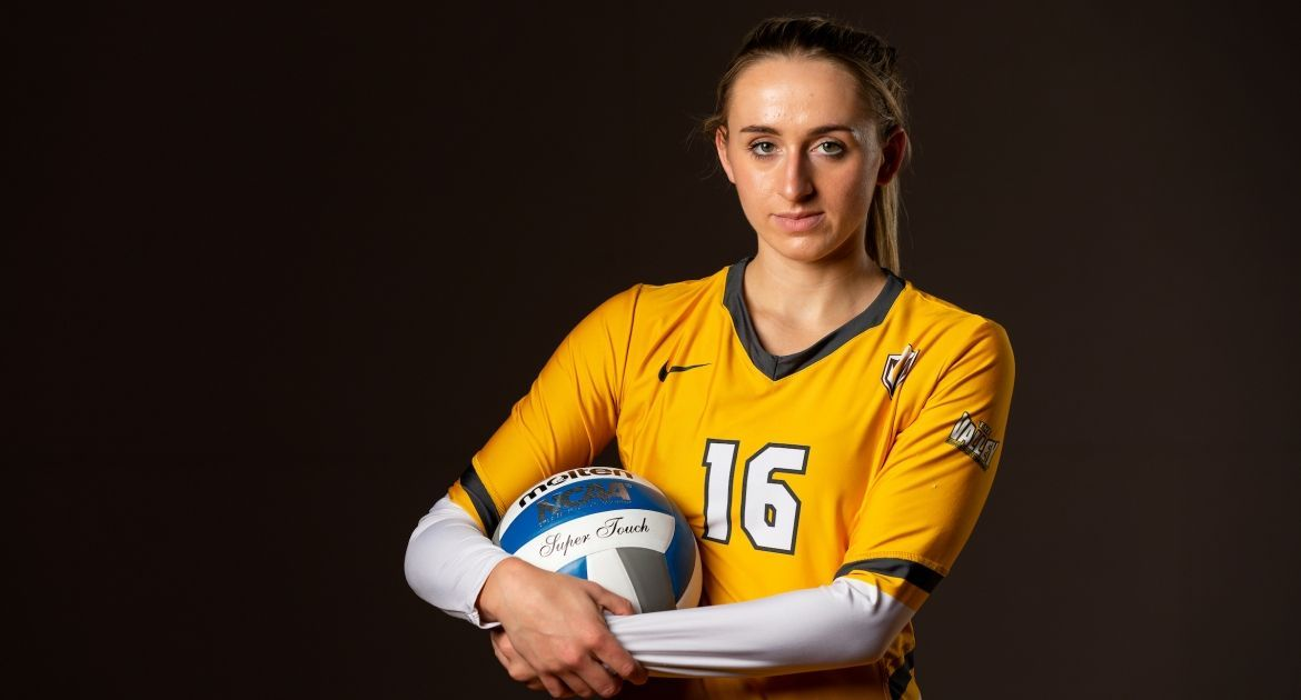 Volleyball Returns to ARC For Two Versus Bradley