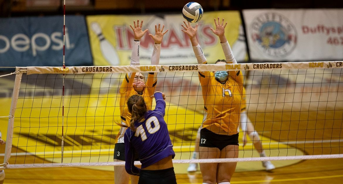 Valpo Volleyball Defeats UNI For First Time in Program History