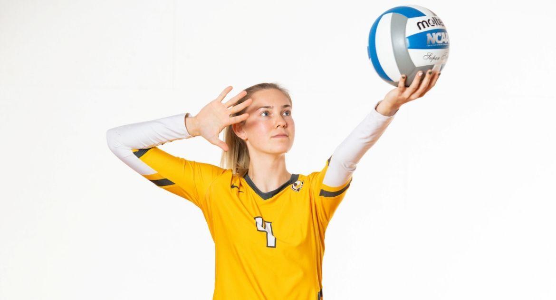 Volleyball Set to Close Regular Season at Evansville